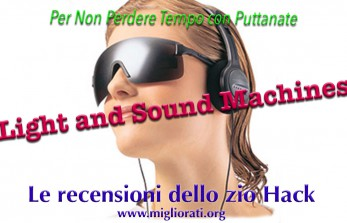 L&S light sound machines recensione